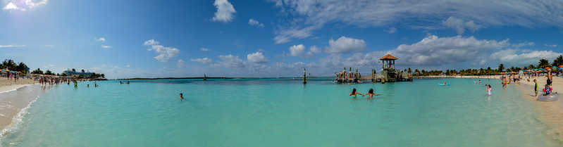 Bay at Castaway Cay, Bahamas