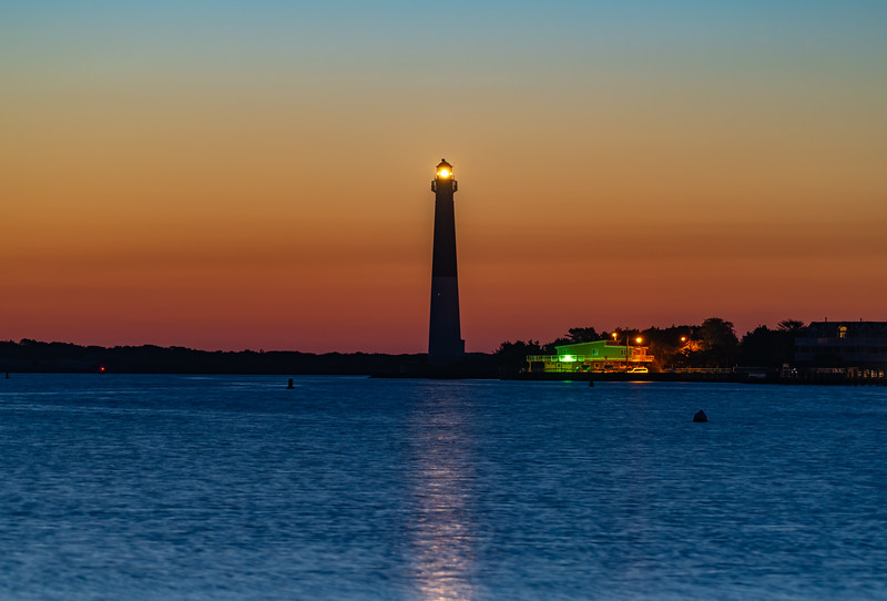 Predawn Colors Over Barnegat Lighthouse 7/12/20