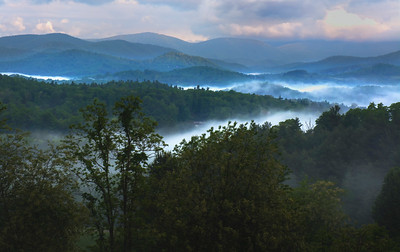 Blue Ridge Parkway North Carolina