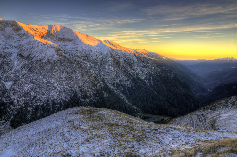 Fagaras Mountains, Romania