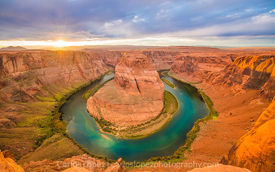 Horseshoe Bend Flare