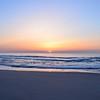 Sunrise on Beach, Asbury Park, NJ