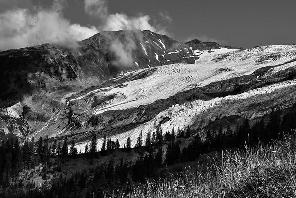 Mt. Baker Glacier