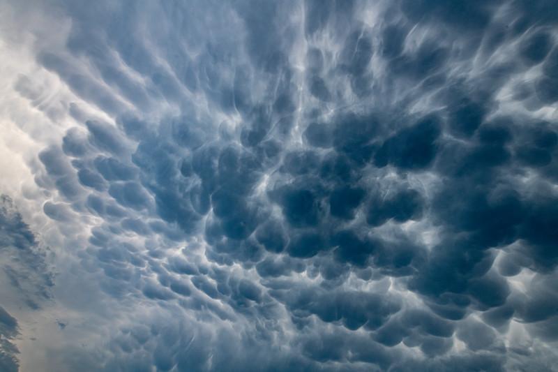 Mammatus Clouds 7/6/20