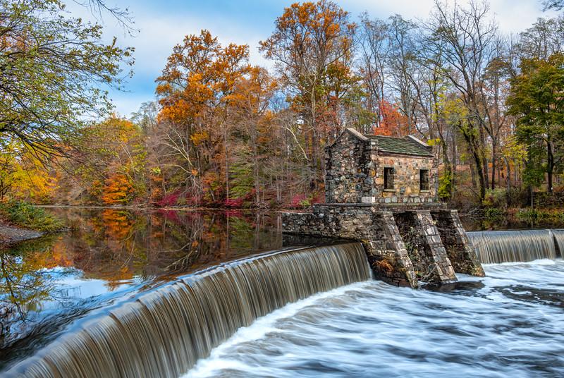 An Autumn Scene at Speedwell Lake Park 10/28/19