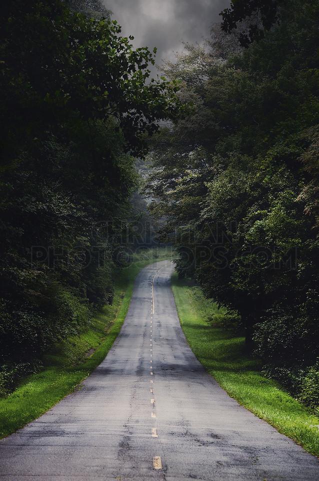 Storm road.