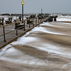 Snow & Sand On Ocean Grove Pier 12/17/20