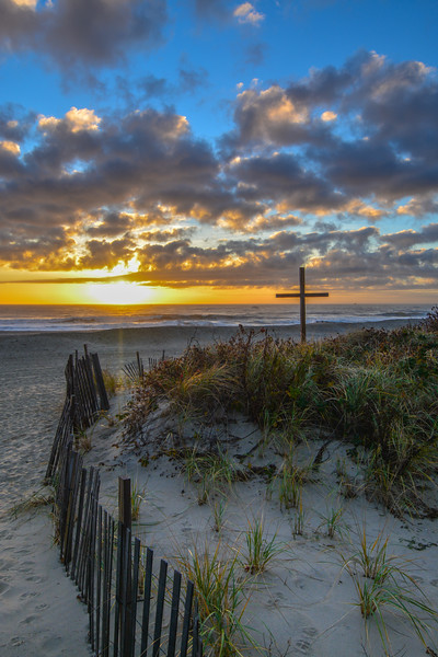 Sunrise Cross, Ocean Grove, NJ