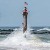Waves Crashing on Ocean Grove's Ralph 6/21/17