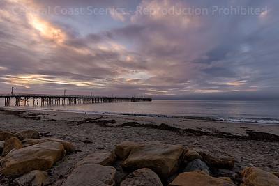 Goleta Pier Sunrise 2