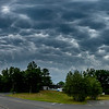 Mammatus Clouds Panorama 7/6/20