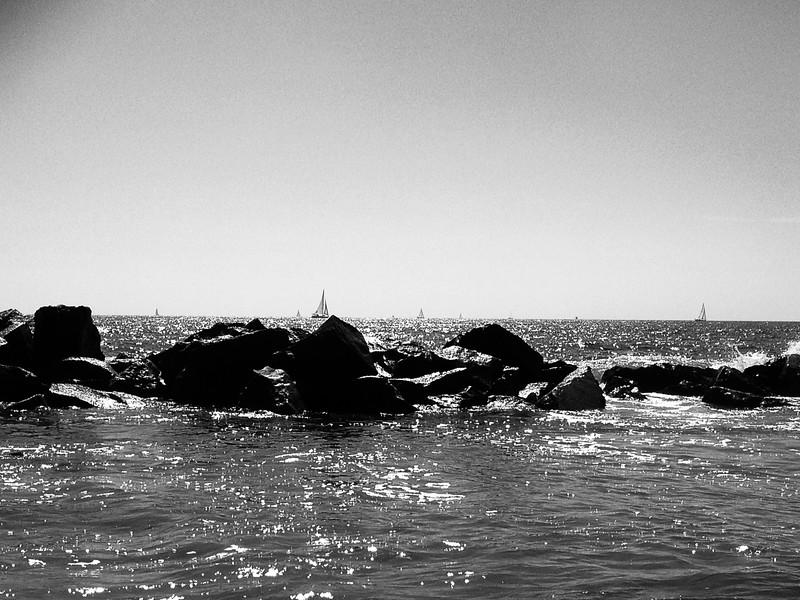 Sailing Over the Horizon