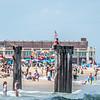 Ocean Grove Pier with Asbury Park 6/21/17