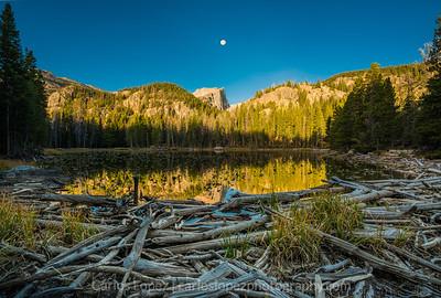 Nymph Lake Moon