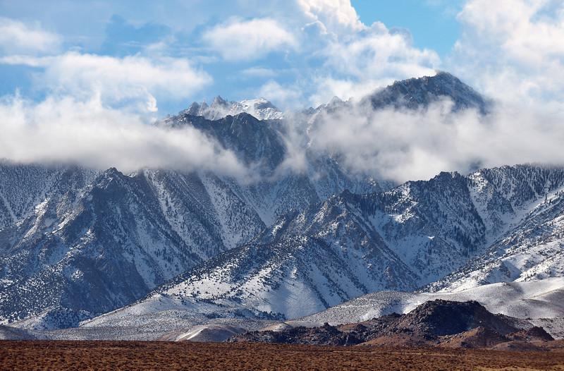 Eastern Sierra Majesty