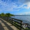 Bridge at Manasquan Reservoir, Howell, NJ