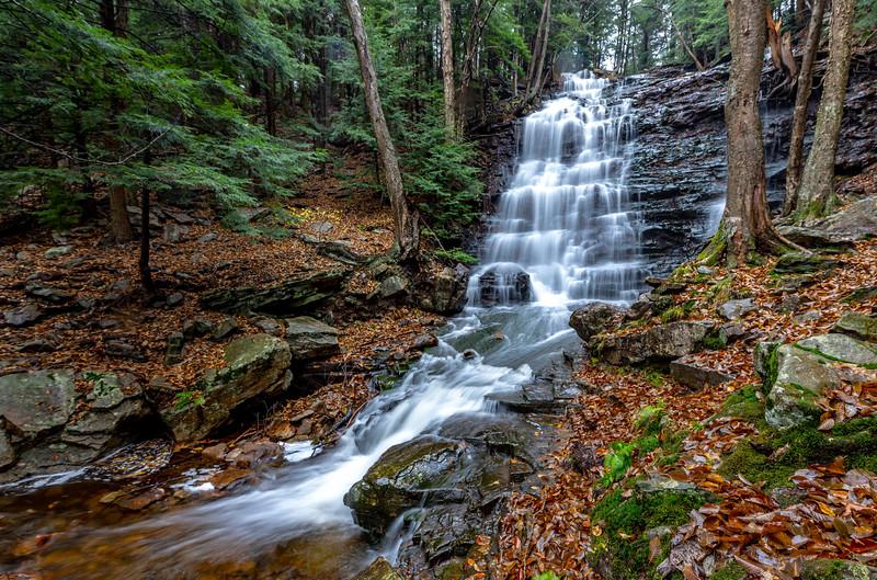 Autumn Waterfall 11/5/18