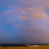 Double Rainbow Over Ocean 6/5/16