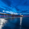 Predawn Colors Over Avalon Pier 8/6/17