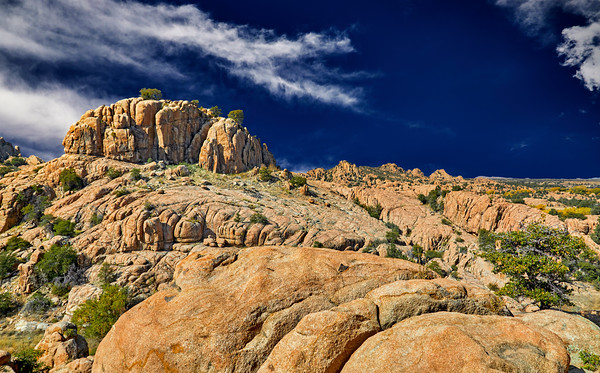 Mountain Boulders