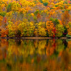 An Autumn Reflection at Ramapo Reservation 10/22/20