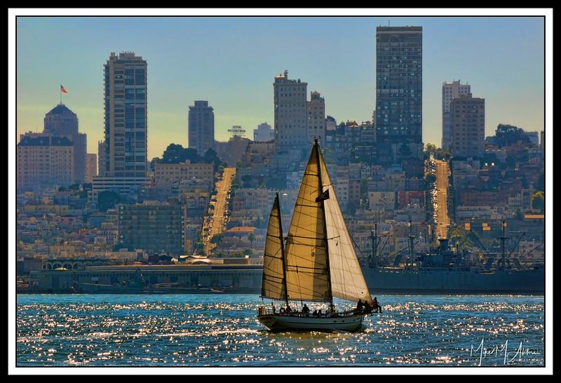 Golden Hour San Francisco