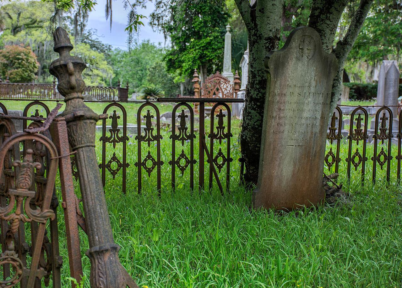 Magnolia Cemetery Charleston South Carolina