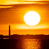 Sunrise Behind The Barnegat Lighthouse 8/30/20