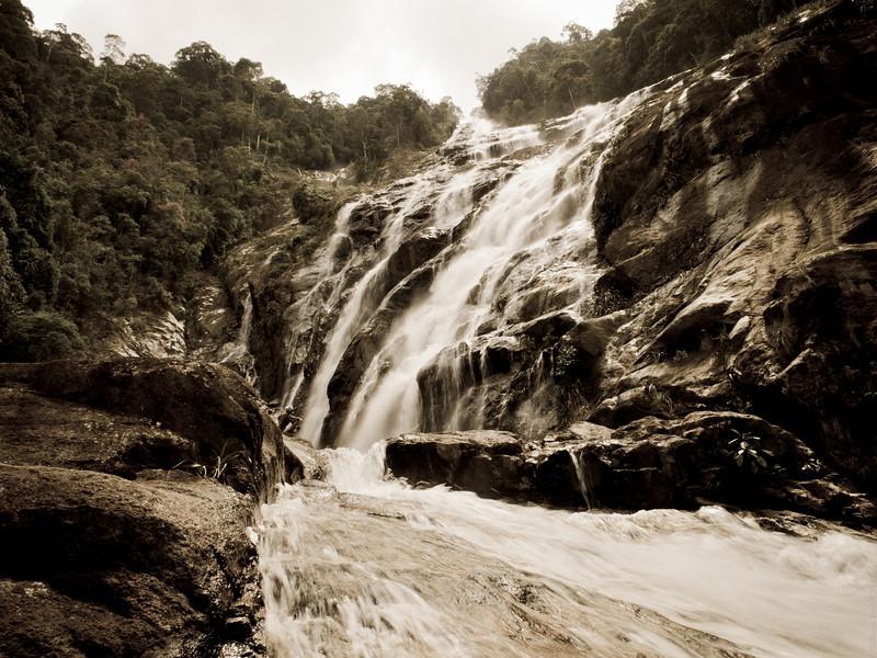 Cemerong Waterfall #1