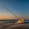 Abandon Sailboat on Beach 7/14/19