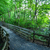 Bridge Path at Manasquan Reservoir, Howell, NJ