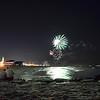 A Couple Watching Fireworks, Ocean Grove, NJ