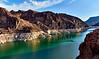 Colorado River at Hoover Dam
