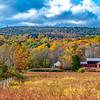Mohonk Preserve Autumn Scene 10/24/18