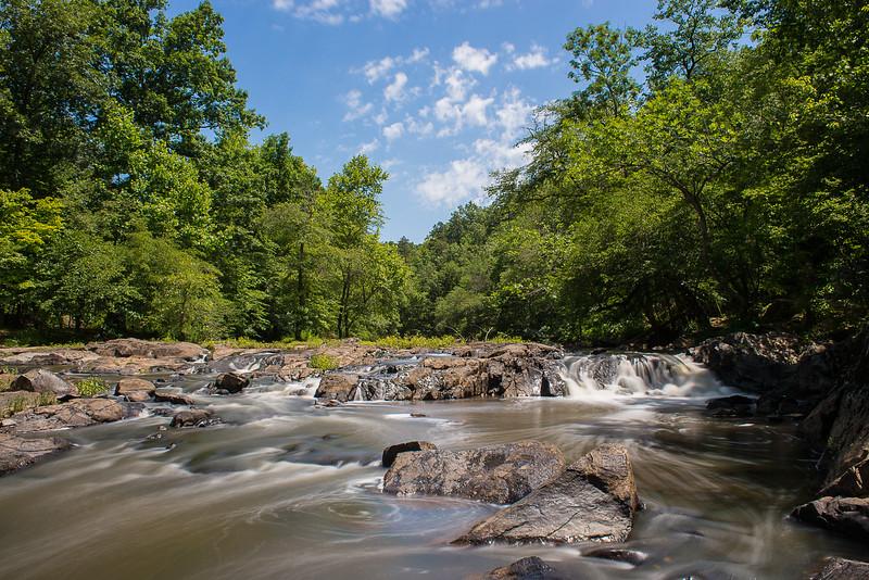 Eno River, Sunny Day 01
