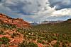 Scenic Landscape in Sedona Arizona