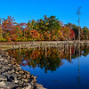 Autumn Colors at Manasquan Reservoir