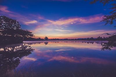 Thailand at Dawn