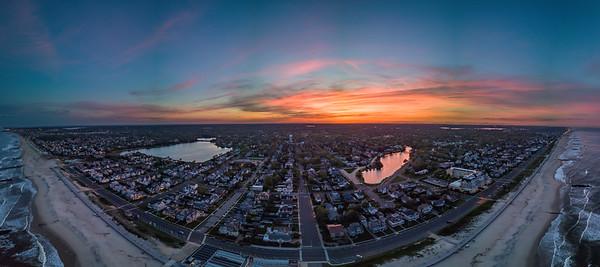 Sunset Over Spring Lake 5/20/18