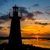 Lake Tohopekaliga Sunrise 3/1/17