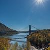 Bear Mountain Bridge, NY 10/27/17