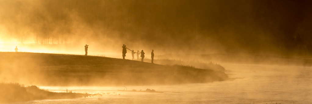 Photographers in the Mist #1