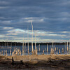 Clouds Over Manasquan Reservoir, Howell, NJ
