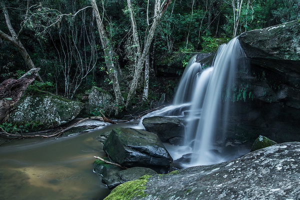 Middle Somersby Falls P