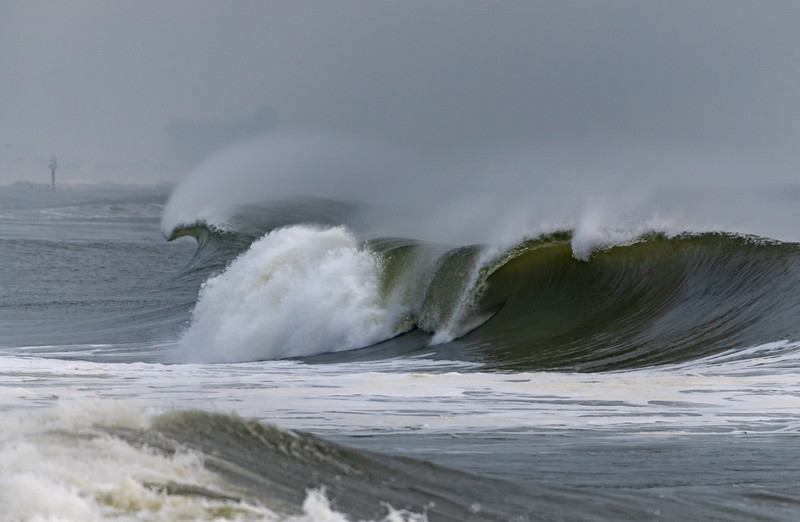 Rough Seas After Nor'easter 10/28/18