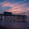 Predawn Colors Over Belmar Pier 7/8/20