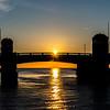 Shark River Inlet Sunrise 2/17/17