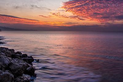 Goleta Beach Before Sunrise 2