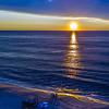 Sunrise Over Ocean Grove Beach 9/4/21