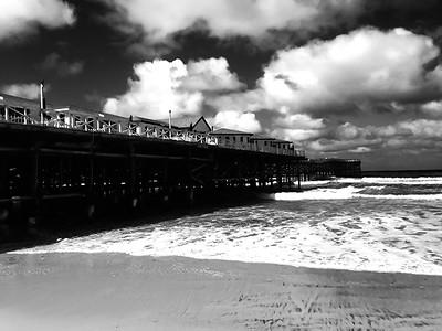 Crystal Pier - Pacific Beach